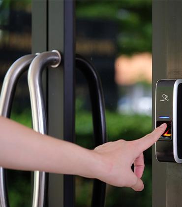 Serrures biometriques